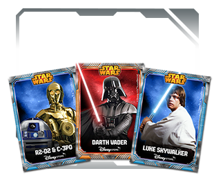 FREE Collector Cards from 3rd May